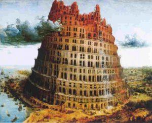 Toren van Babel - Bloeisupport.nl