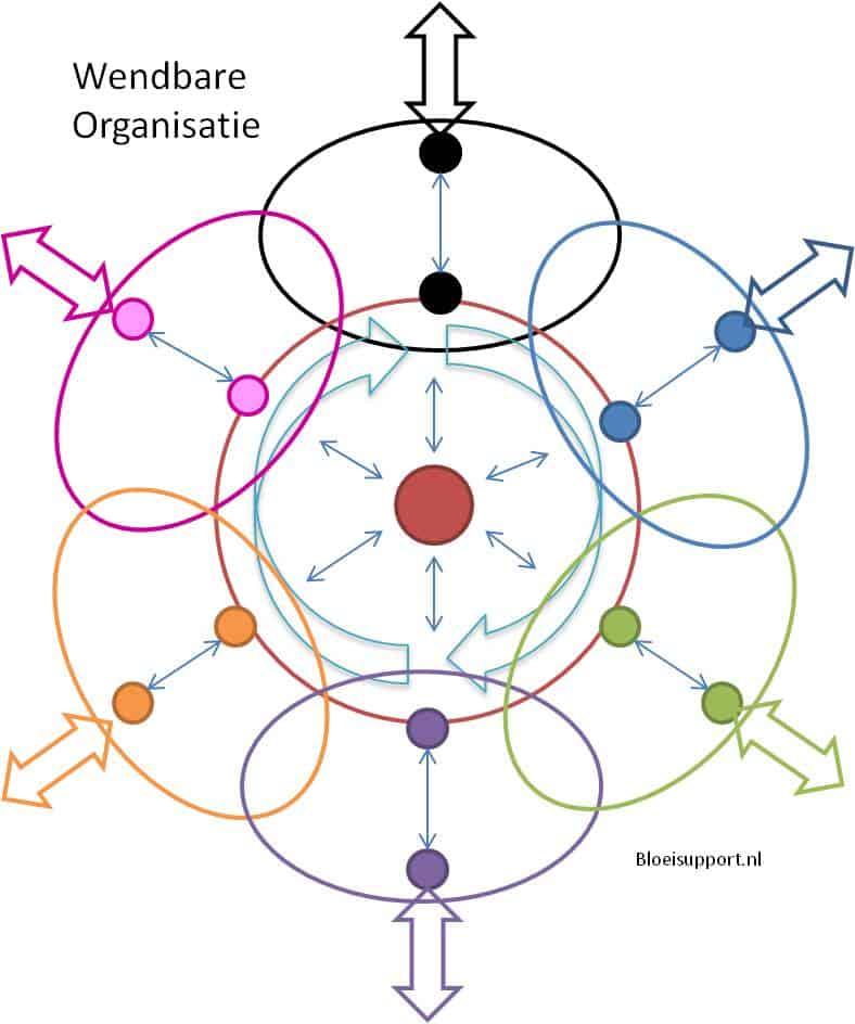 Agile organisaties benutten het verandervermogen van medewerkers en teams